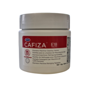 Cafiza E18 Tablets